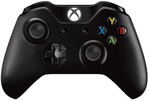 Official Xbox One Wireless Controller (Original Black)