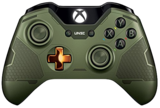 Xbox One Limited Edition Halo 5 Controller (Green & Black)
