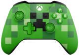 Xbox One Special Edition Controller - Minecraft Creeper