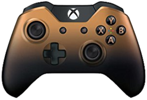 Xbox One Special Edition Wireless Controller - Copper Shadow