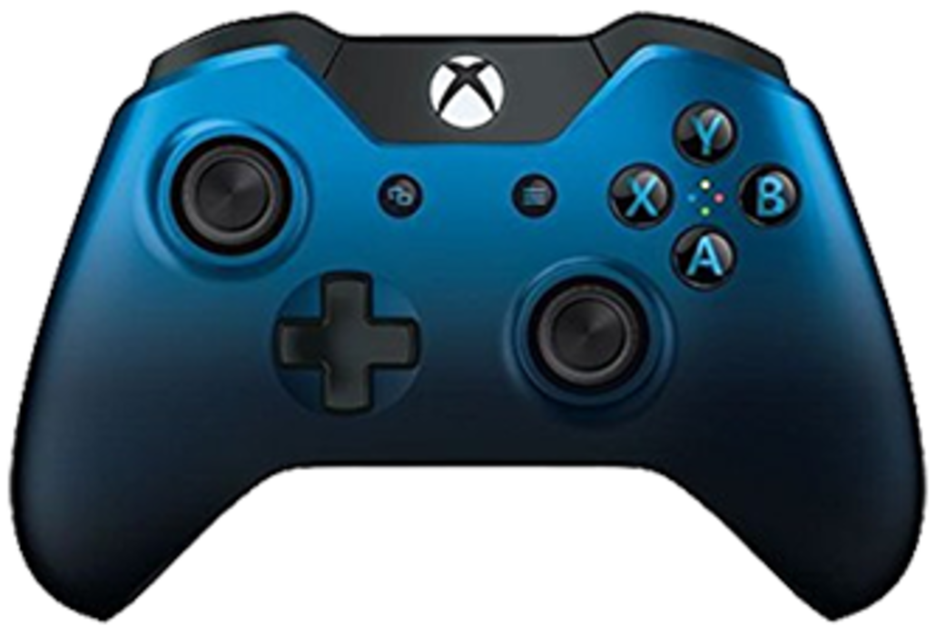 Xbox One Special Edition Wireless Controller Dusk Shadow