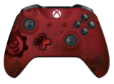 Xbox One Special Edition Wireless Controller - GOW Crimson