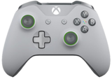 Xbox One Special Edition Wireless Controller - Grey/Green
