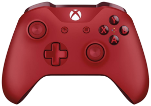 Official Xbox One Wireless Controller (3.5) Red