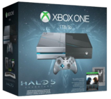 Xbox One Console 1TB - Halo 5 Limited Edition