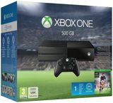 Xbox One Console 500GB with FIFA 16 - No Kinect