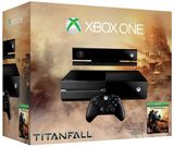 Xbox One Console - 500gb (with Kinect) with Titanfall