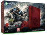 Xbox One S 2TB Console - Gears of War 4 Limited Edition