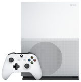 Xbox One S Console White Console (500GB)
