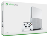 Xbox One S Console (2TB Slim White)