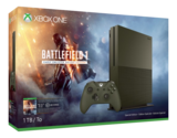 Xbox One S Console Military Green Console (1TB)