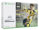 Xbox One S Console White FIFA 17 Bundle (1TB)