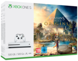 Xbox One S Console White with Assassins Creed Origins 500GB