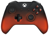 Xbox One Special Edition Wireless Controller Volcano Shadow
