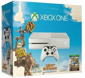 Xbox One White Special Edition Sunset Overdrive Bundle