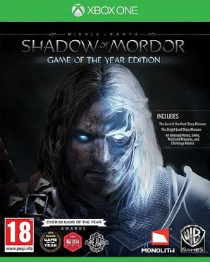 Middle Earth: Shadow of Mordor Game of the Year Edition