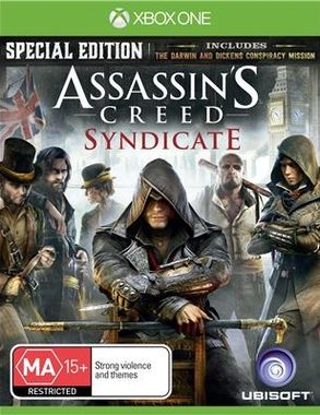 Assassins Creed: Syndicate Special Edition