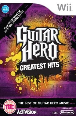 Guitar Hero Greatest Hits