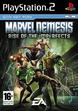 Marvel Nemesis: Rise of the Imperfects